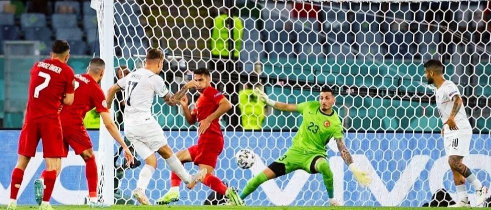 युरो कपच्या 'किक' ला आजपासून सुरुवात, पहिल्या सामन्यात इटलीचा 3-0 असा विजय