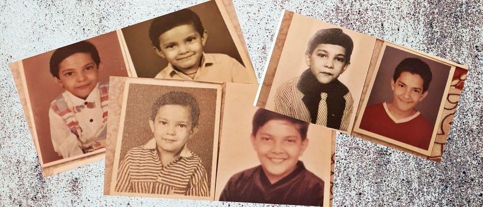 बॉलीवूडच्या प्रसिद्ध गायकाच्या मुलाला ओळखलंत?; फोटो पाहून प्रेमात पडाल