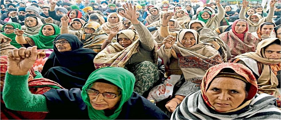 आंदोलक शेतकरी आज राजधानी दिल्लीला चहूबाजूंनी घेरणार..