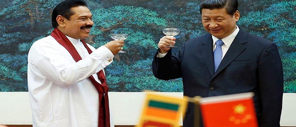चीनची 'चेकबुक डिप्लोमसी'