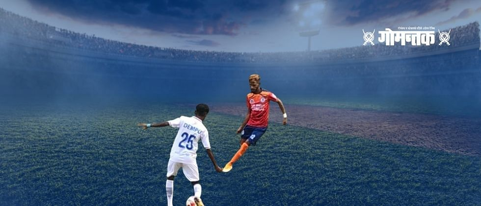 गोवा प्रोफेशनल लीग फुटबॉल : धेंपो क्लबची गार्डियन एंजलशी बरोबरी