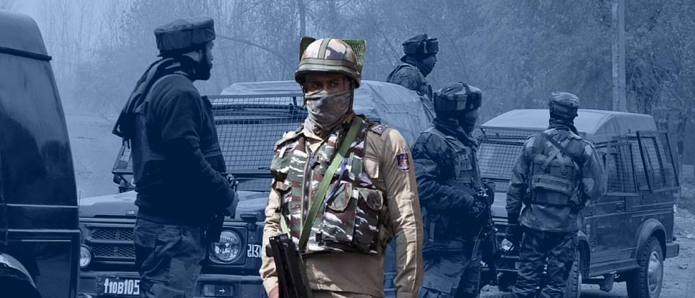 शोपियान मध्ये झालेल्या चकमकीत 2 दहशतवादी ठार, तर एक जवान शहिद