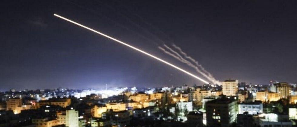 पॅलेस्टाईनच्या समर्थनार्थ लेबनॉनकडून इस्त्राईलवर रॉकेट हल्ला;  इस्त्राईलनेही दिले चोख प्रत्युत्तर