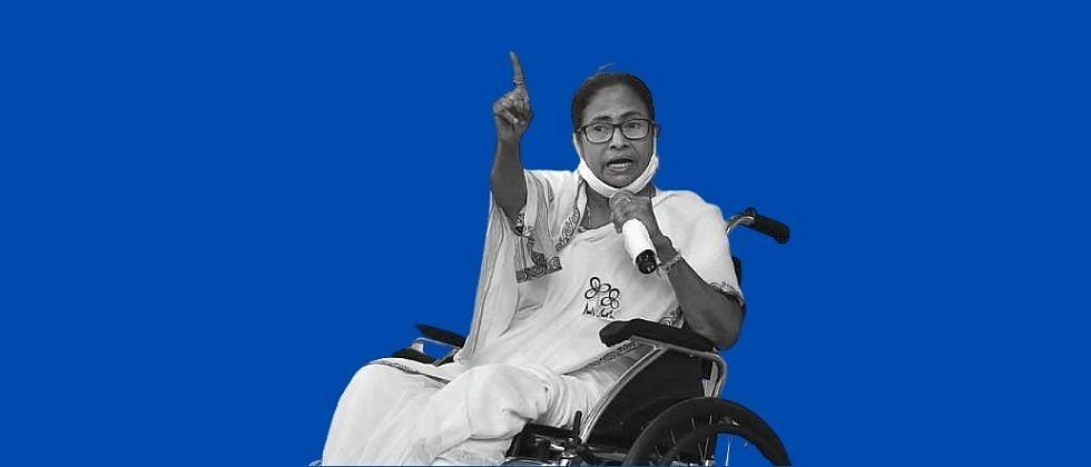 West Bengal Elections 2021: भाजपमुळेच वाढतेय कोरोना रुग्णांची संख्या