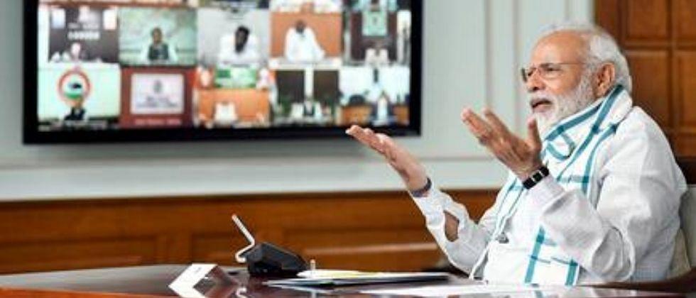 गोव्यासह 10 राज्यांच्या 54 जिल्हाधिकाऱ्यांसोबत पंतप्रधानांची बैठक