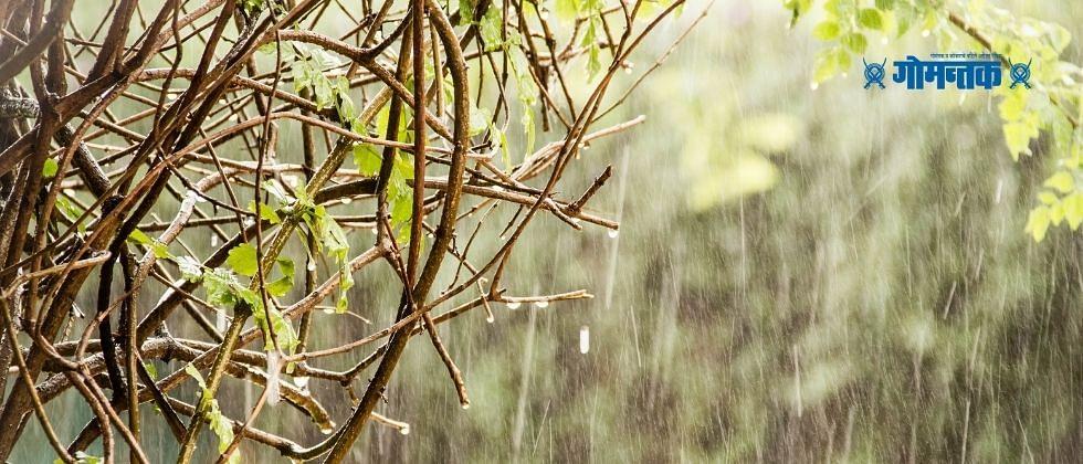 महाराष्ट्रात अवकाळी पावसाची हजेरी; हवामान खात्याचा वादळासह गारपीटीचा इशारा