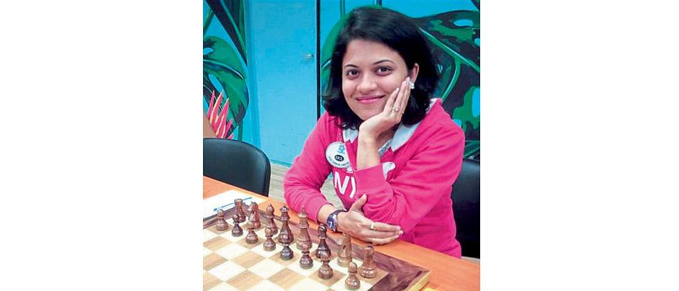 ऑनलाईन बुद्धिबळ ऑलिंपियाडमध्ये भक्तीची 'ऑल विन' वाटचाल