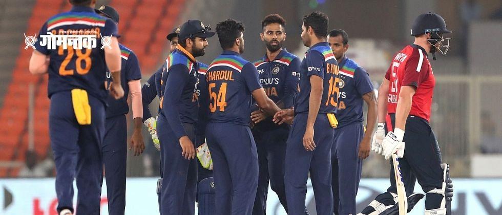 INDvsENG : एकदिवसीय मालिकेआधी टीम इंडियाला बसला मोठा फटका