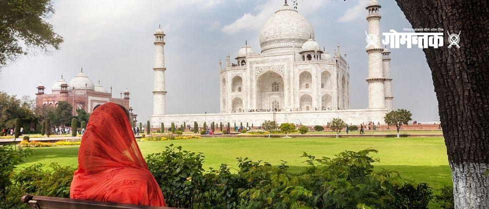 महाशिवरात्री 2021: हिंदू महासभेच्या अधिकाऱ्यांनी केली ताजमहाल येथे शिव पूजा
