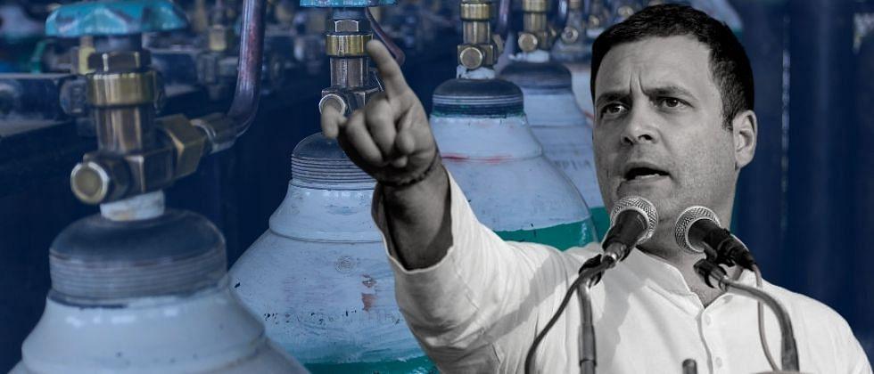 Oxygen Shortage : दिल्लीतल्या जयपूर गोल्डन हॉस्पिटलमध्ये 20 रुग्णांचा मृत्यू; राहुल गांधींनी केंद्र सरकारला दिला असा सल्ला