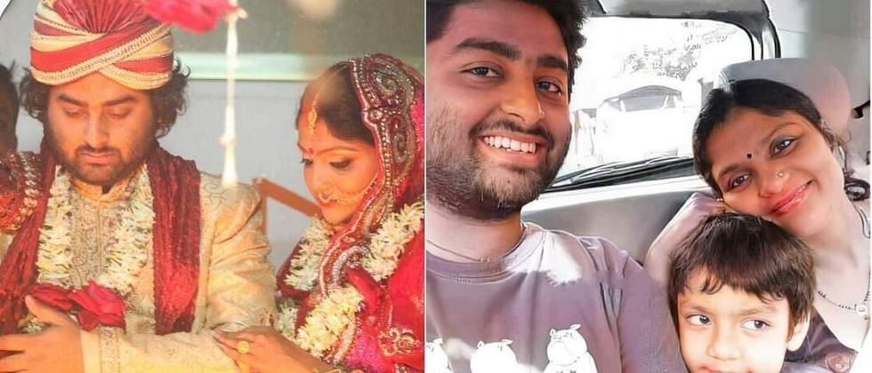 Happy Birthday: अरिजीतच्या दुसऱ्या लग्नाची स्पेशल गोष्ट