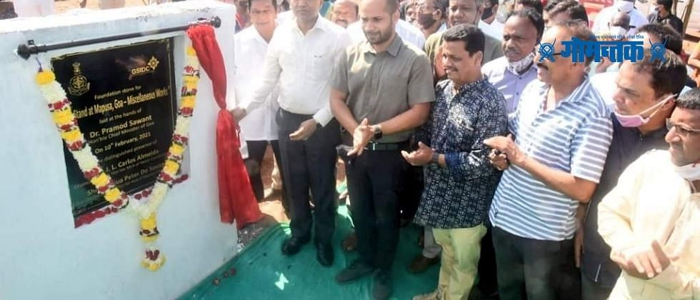 गोव्यातील शहरेही 'स्वयंपूर्ण' करणार - मुख्यमंत्री प्रमोद सावंत