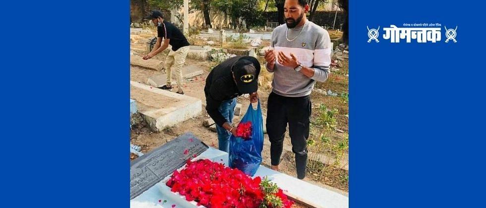 ऑस्ट्रेलियावरून परतताच मोहम्मद सिराजने गाठले कब्रिस्तान; वडिलांना वाहिली श्रद्धांजली