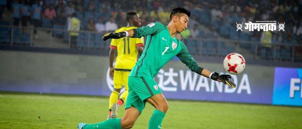 आयएसएल : युवा गोलरक्षक धीरज एफसी गोवा संघात
