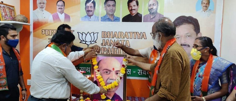 Goa : 'भारताला एकसंध ठेवण्यासाठी डॉ. श्यामाप्रसाद मुखर्जी यांचे मोलाचे योगदान'