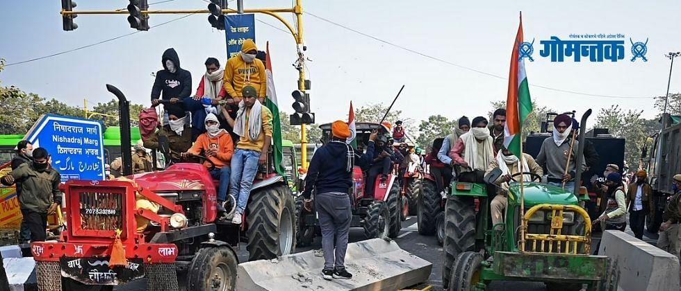 Delhi Tractor Parade Violence : लाल किल्ला हिंसाचाराचा आरोपी दीप सिद्धूला अटक
