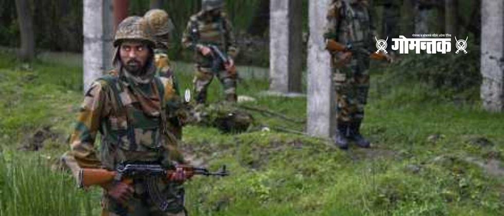 भारतीय जवानांची धडाकेबाज कामगिरी; चार दहशतवाद्यांचा खात्मा
