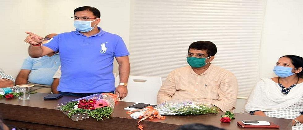 गोवा सरकारने घेतला  नवीन एसओपी लागू करण्याचा निर्णय: आरोग्यमंत्री विश्वजित राणे
