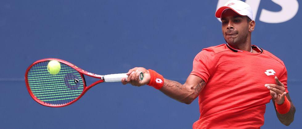 अमेरिकन टेनिस स्पर्धेत डॉमनिक थिमकडून सुमीत नागल पराभूत