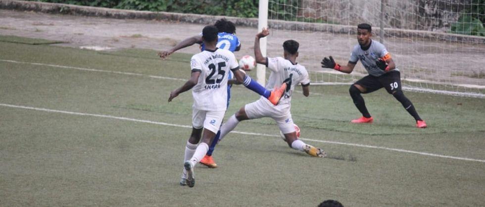 Goa Professional League : कळंगुटच्या विजयात सिद्धांतची छाप