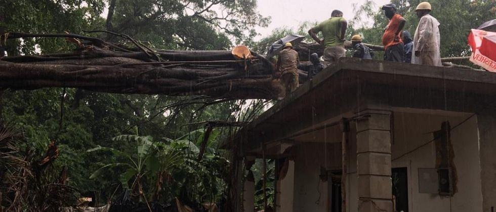 Goa Monsoon Update: डिचोलीत पावसाचा कहर; जनजीवन विस्कळीत
