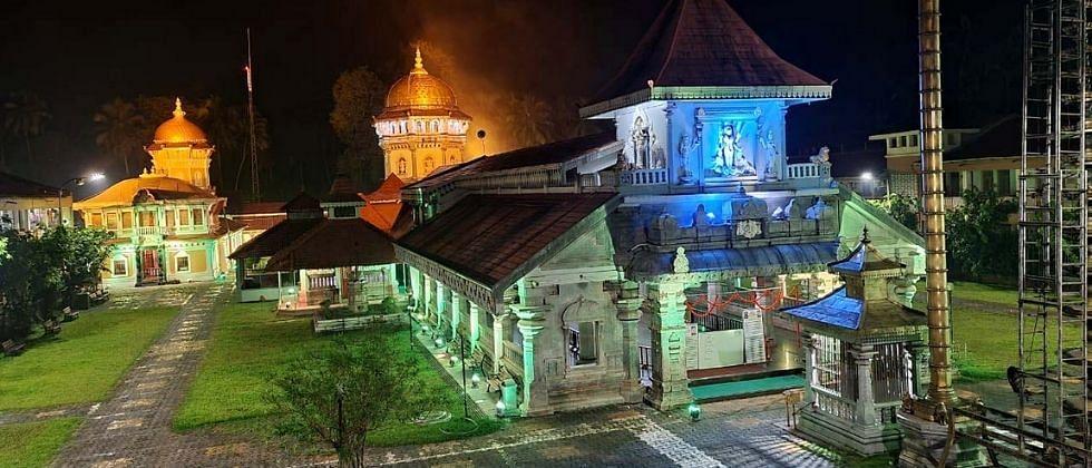 गोव्यातील प्रसिद्ध म्हार्दोळ मंदिरात प्रवेश बंदी