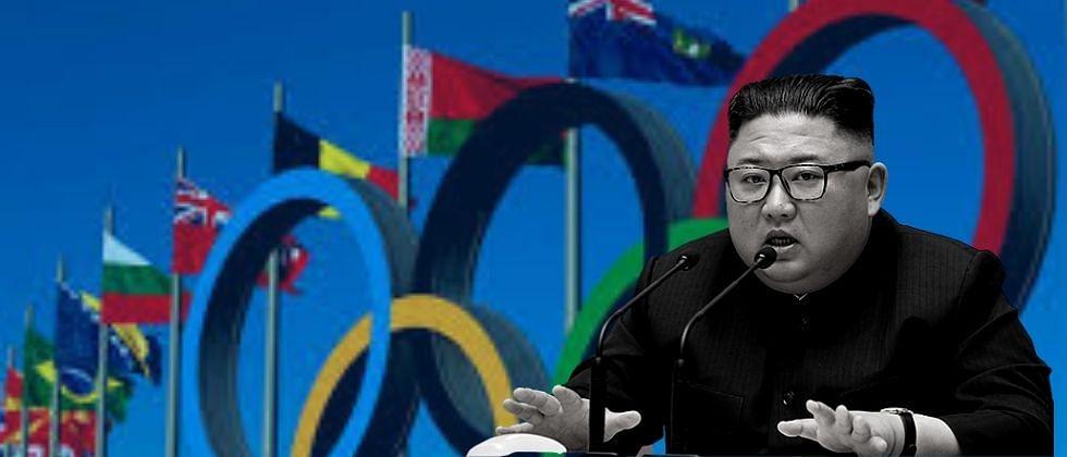 टोकियो ऑलिम्पिकमधून उत्तर कोरियाची माघार