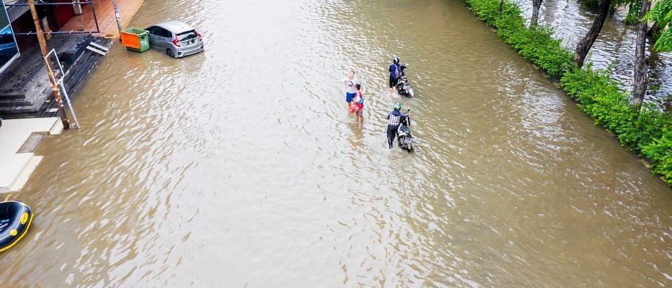 Goa Monsoon Update: पहिल्याच पावसात पाच कोटी पाण्यात