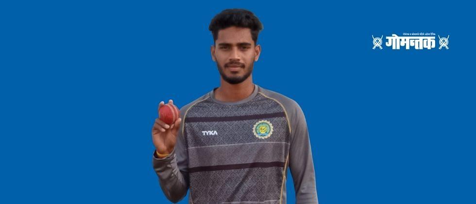 गोलंदाजी सुधारल्याने गोव्याचा राजस्थानवर विजय