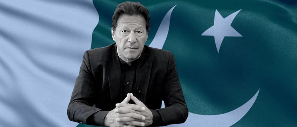 'डॉन्की राजा की सरकार नहीं चलेगी' इम्रान खान सरकारवर विरोधकांचा निशाणा