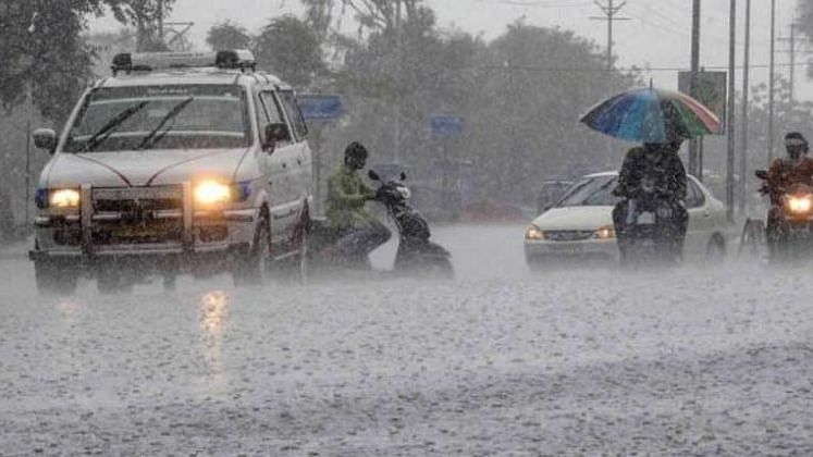 Goa Monsoon Updates: तीन दिवस ऑरेंज अलर्ट; मच्छीमारांना इशारा