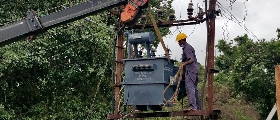 Goa Electricity Cut: राजकारण्यांच्या वादात सर्वसामान्यांचे हाल