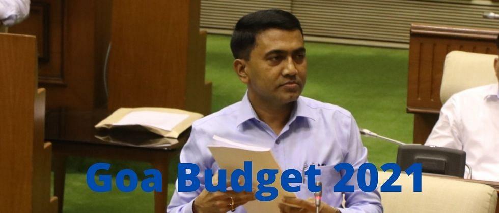 Goa Budget 2021: म्हादई प्रकरणी सरकारवर आरोप करणाऱ्यांवर मुख्यमंत्र्यांनी घेतले तोंडसुख