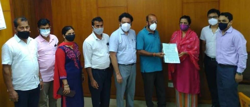 Goa : स्थलांतरीत मालमत्ता प्रश्न कायमचा निकालात काढण्यासाठी सरकार आग्रही : जेनिफर मोन्सेरात