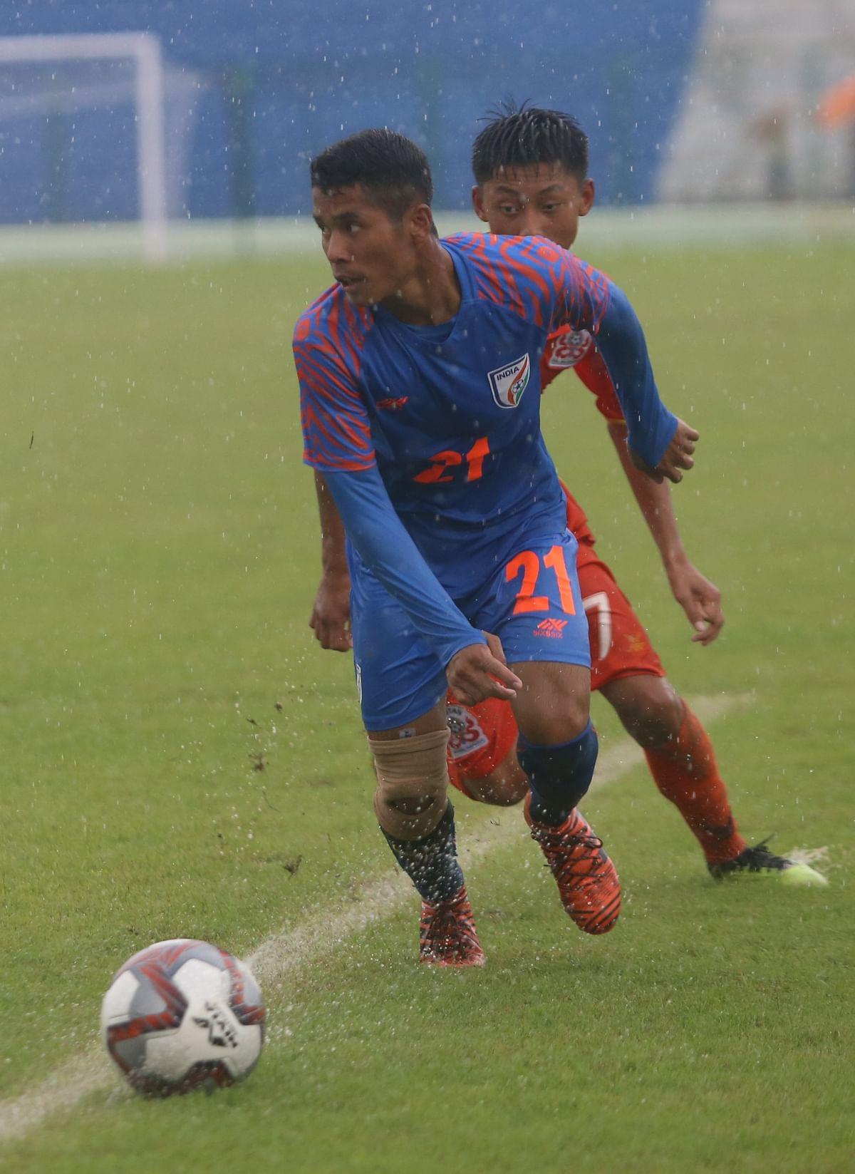 भारतीय युवा फुटबॉल संघाचे शिबिर गोव्यात शक्य