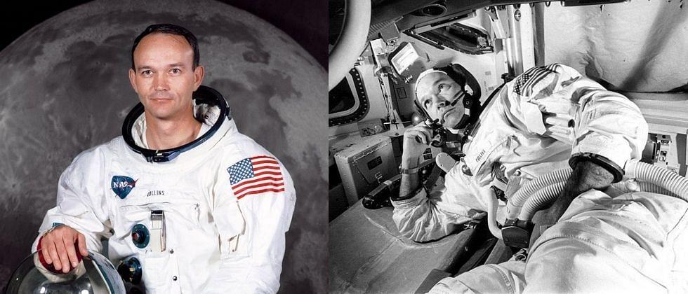 नील आर्मस्ट्राँगला सुरक्षितरित्या चंद्रावर उतरवणाऱ्या मायकल कोलिन्स यांचे निधन