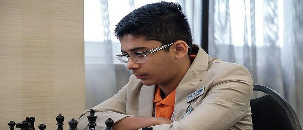Goa Chess : Leon Mendonca