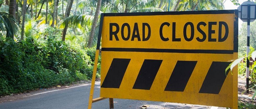 Goa Lockdown: किरणपाणी आणि न्हयबागचे मार्ग 31 मे पर्यंत 'सील'