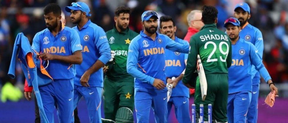 टी-ट्वेन्टी वर्ल्डकपसाठी पाकिस्तान संघ भारतात येणार