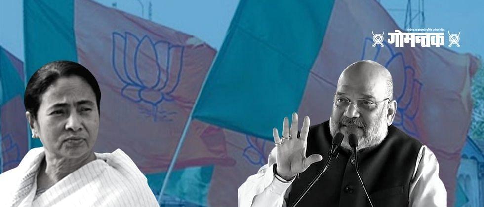 पश्चिम बंगालच्या निवडणुकीत ट्विस्ट; नव्या हिंदुत्ववादी पक्षाची एन्ट्री