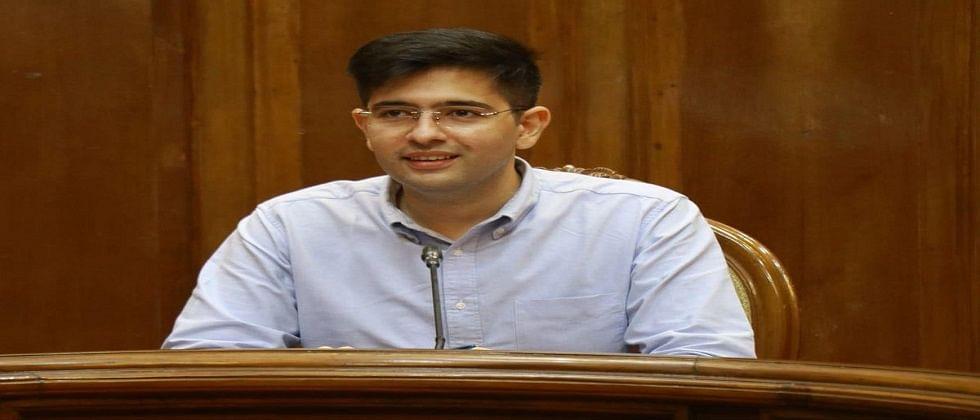आप प्रवक्ते राघव चढ्ढांनी स्वीकारले वीजमंत्री काब्रालांचे आव्हान