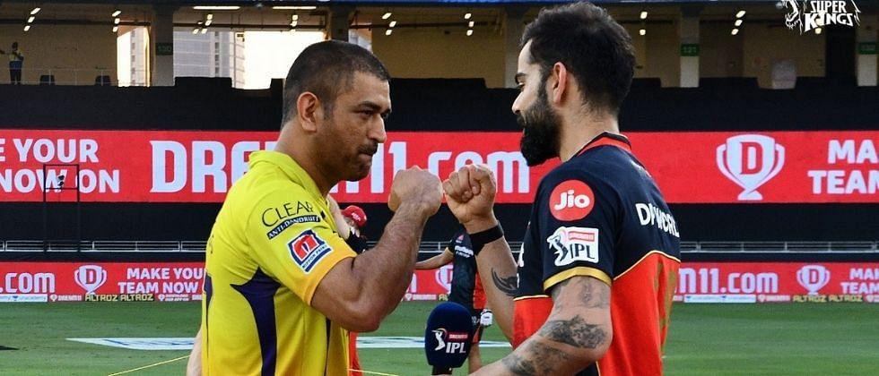 IPL 2021 RCB vs CSK: कॅप्टन कूल विरुद्ध किंग कोहली रंगणार सामना