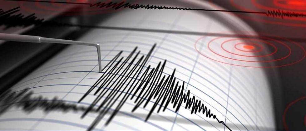 Breaking News : उत्तर भारतात जाणवले भूकंपाचे धक्के