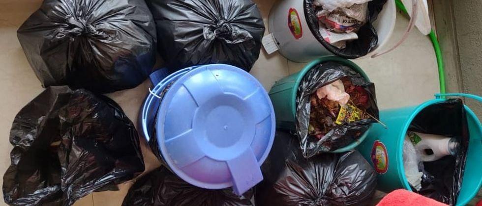 तुमचा कचरा घरातच ठेवा, कोरोना रुग्णाला सोसायटीची ताकिद; दक्षिण गोव्यातील धक्कादायक प्रकार