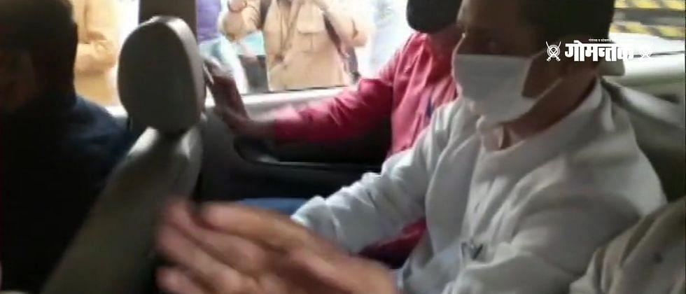 मनसुख हिरेन मृत्यू प्रकरणी सचिन वाझेंची अटक; तर राम कदम यांच्याकडून नार्को टेस्टची मागणी