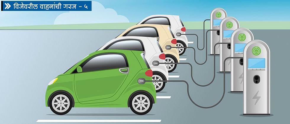 सक्षम इलेक्ट्रीक वाहनांसाठी टाटा, टेस्ला, महिंद्रा कंपनीचे प्रयत्न; 'ईव्ही'च्या विक्रीत वाढ