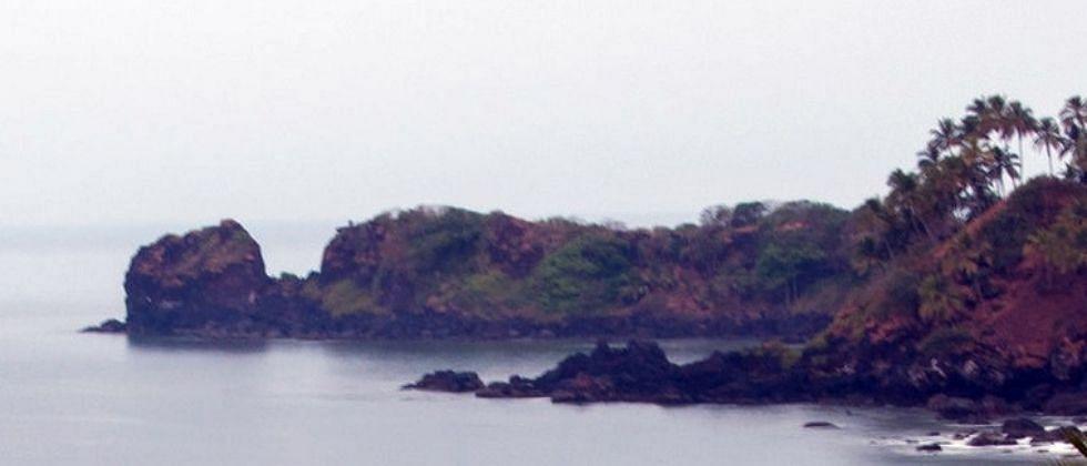 मडगाव: काब द राम किल्ल्याजवळील महापुरुषाचा डोंगर लक्ष वेधतोय