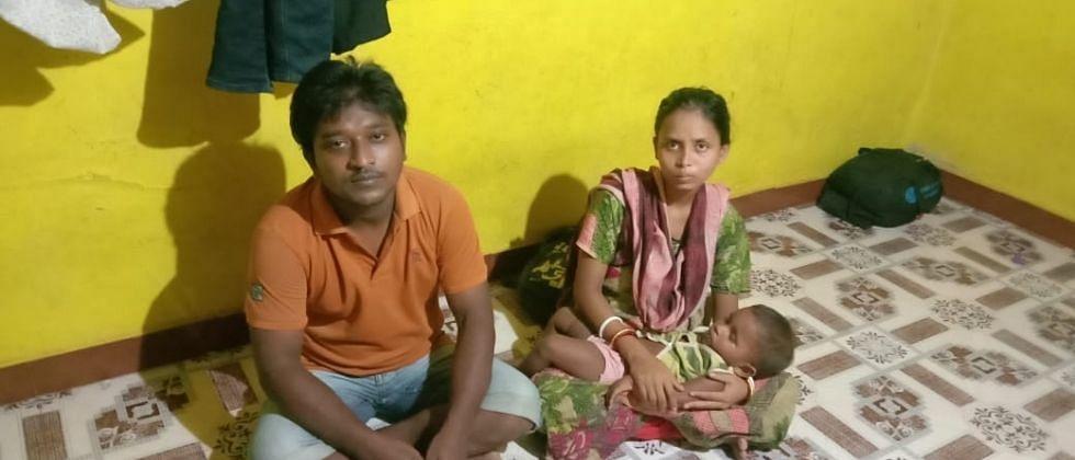 गोव्यातील हतबल कुटूंबाने ओडिशा सरकारला मारली मदतीची हाक...