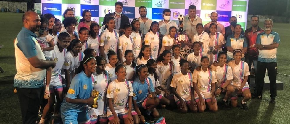 Goa Professional League: शिरवडे क्लब महिला फुटबॉलमध्ये चँपियन