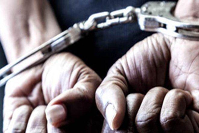 हिंदुराष्ट्र सेनेचा पदाधिकारी खंडणी घेताना अटक
